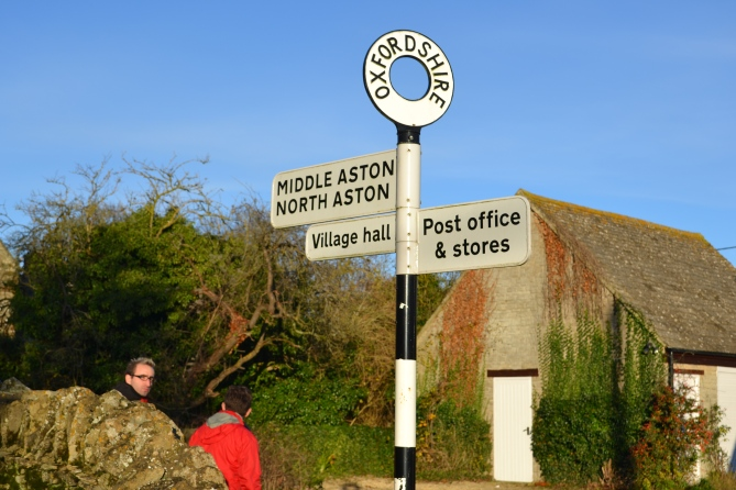 Fol Espoir developed Instructions for American Servicemen in Britain in collaboration with Steeple Aston Village Hall